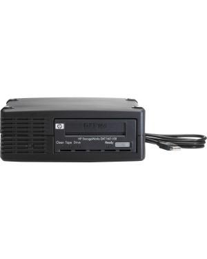 Q1581B_S - HP - Unidade de fita externa USB DAT 160 StoreEver Q1581B