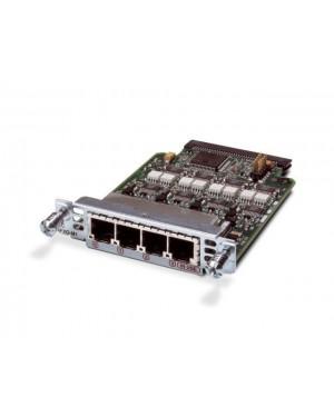 VIC2-4FXO= - Cisco - Four-port Voice Interface Card FXO