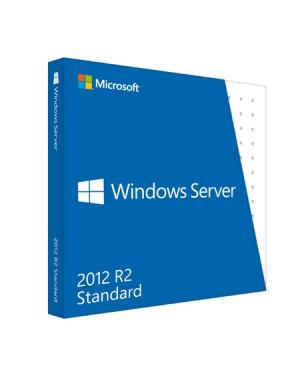 P73-06159 - Microsoft - Windows Server STD R2 2012 X64 BRZLN 1PK