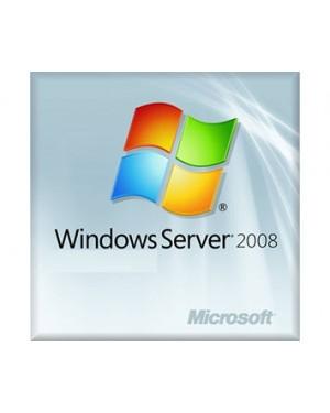 P73-06459 - Microsoft - WinServer 2008 R2 Std 5Clt 1P 64b BR