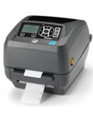 "ZD50042-T0A2R2FZ - - Impressora Zebra ZD500 203dpi 104mm 6/s ZPL 128MB/256MB Display LDC Serial USB Paralela Ethernet e RFID """