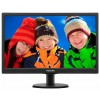 193V5LSB2 - Philips - Monitor LED 18.5 HD/VGA/VESA N