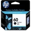 CC640WB - HP - Cartucho de tinta 60 preto Deskjet D2560
